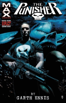 Punisher Max By Garth Ennis Omnibus Vol. 2, Hardback Book