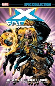 X-factor Epic Collection: All-new, All-different X-factor, Paperback / softback Book