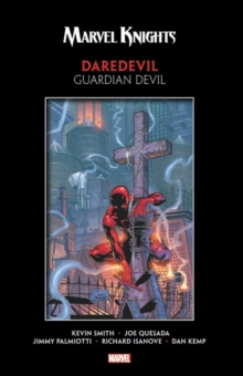 Marvel Knights Daredevil By Smith & Quesada: Guardian Devil, Paperback / softback Book