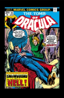 Tomb Of Dracula: The Complete Collection Vol. 2, Paperback / softback Book