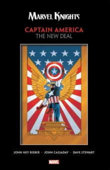 Marvel Knights: Captain America By Rieber & Cassaday - The New Deal, Paperback / softback Book