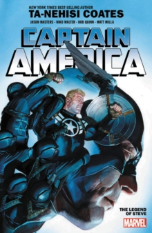 Captain America By Ta-nehisi Coates Vol. 3: The Legend Of Steve, Paperback / softback Book