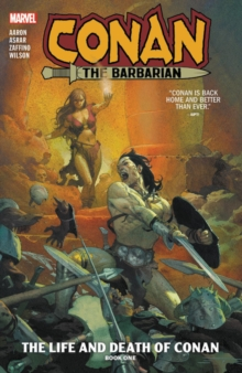 Conan The Barbarian Vol. 1, Paperback / softback Book