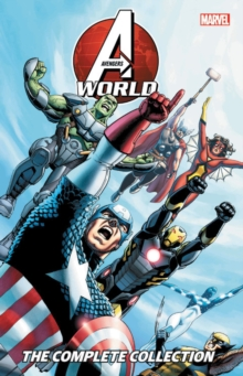 Avengers World: The Complete Collection, Paperback / softback Book