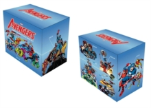 Avengers: Earth's Mightiest Box Set Slipcase, Hardback Book