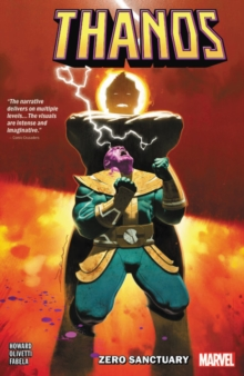 Thanos: Zero Sanctuary, Paperback / softback Book