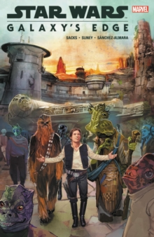 Star Wars: Galaxy's Edge, Paperback / softback Book