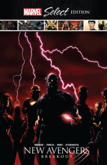New Avengers: Breakout Marvel Select Edition, Hardback Book