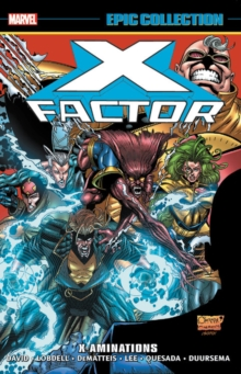 X-factor Epic Collection: X-aminations, Paperback / softback Book