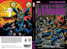 Doctor Strange Epic Collection: Alone Against Eternity, Paperback / softback Book