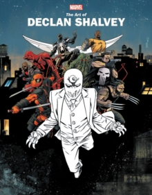 Marvel Monograph: The Art Of Declan Shalvey, Paperback / softback Book