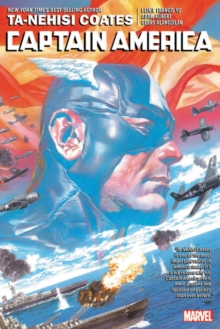 Captain America By Ta-nehisi Coates Vol. 1, Hardback Book