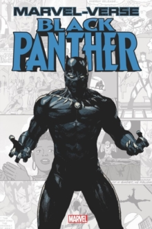 Marvel-verse: Black Panther, Paperback / softback Book