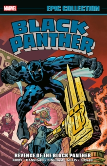 Black Panther Epic Collection: Revenge Of The Black Panther, Paperback / softback Book