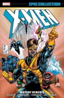 X-men Epic Collection: Mutant Genesis, Paperback / softback Book