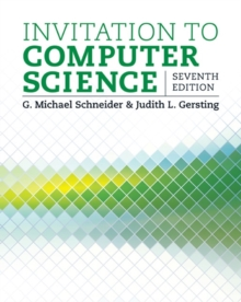 Invitation to Computer Science, Paperback Book