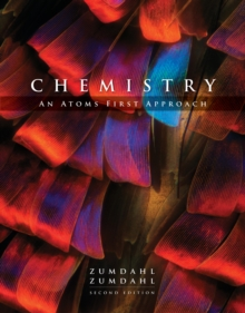 Chemistry : An Atoms First Approach, Hardback Book