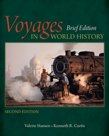 Voyages in World History, Brief, Paperback / softback Book