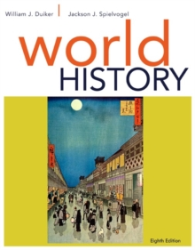 World History, Hardback Book