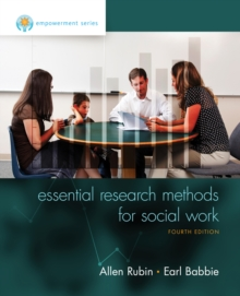 Empowerment Series: Essential Research Methods for Social Work, Paperback / softback Book