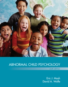 Abnormal Child Psychology, Hardback Book