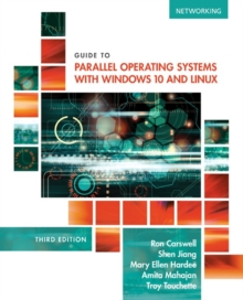 Guide to Parallel Operating Systems with Windows (R) 10 and Linux, Mixed media product Book