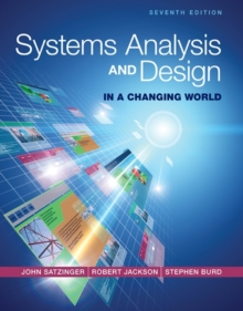Systems Analysis and Design in a Changing World, Hardback Book
