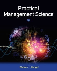 Practical Management Science, Hardback Book