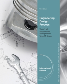 Engineering Design Process, International Edition, Paperback / softback Book