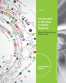 Introduction to Wireless and Mobile Systems, International Edition, Paperback / softback Book