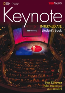 Keynote Intermediate with DVD-ROM, Mixed media product Book
