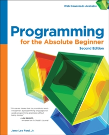Programming for the Absolute Beginner, Paperback / softback Book