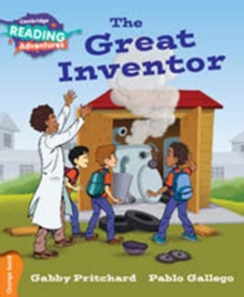 The Great Inventor Orange Band, Paperback / softback Book