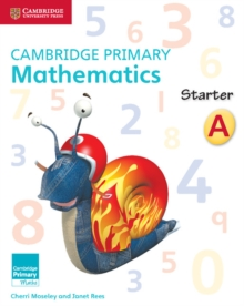 Cambridge Primary Mathematics Starter Activity Book A, Paperback Book