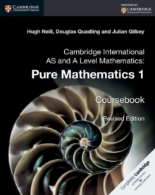 Cambridge International AS and A Level Mathematics: Pure Mathematics 1 Coursebook, Paperback Book