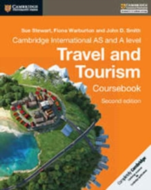 Cambridge International AS and A Level Travel and Tourism Coursebook, Paperback Book