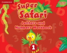 Super Safari American English Level 1 Letters and Numbers Workbook, Paperback / softback Book