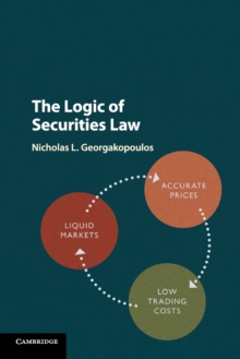The Logic of Securities Law, Paperback / softback Book