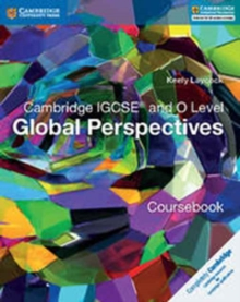 Cambridge IGCSE (R) and O Level Global Perspectives Coursebook, Paperback / softback Book