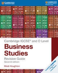 IGCSE (R) and O Level Business Studies Revision Guide, Paperback Book