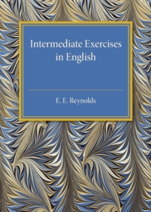 Intermediate Exercises in English, Paperback / softback Book