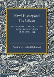 Naval History and the Citizen, Paperback / softback Book