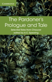 The Pardoner's Prologue and Tale, Paperback / softback Book