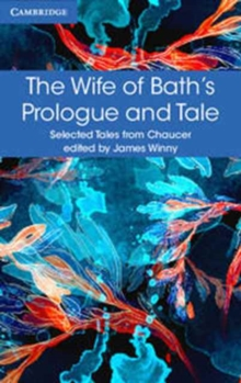 The Wife of Bath's Prologue and Tale, Paperback Book