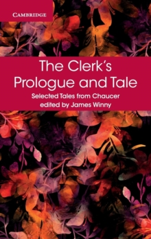 The Clerk's Prologue and Tale, Paperback Book