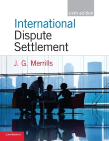 International Dispute Settlement, Paperback Book