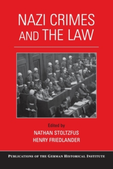 Nazi Crimes and the Law, Paperback / softback Book