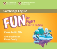 Fun for Flyers Class Audio CDs (2), CD-Audio Book