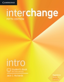 Interchange : Interchange Intro Student's Book with Online Self-Study, Mixed media product Book