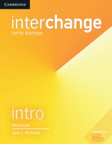 Interchange : Interchange Intro Workbook, Paperback / softback Book